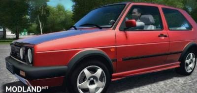 Volkswagen Golf II 1.6 TD [1.5.9], 1 photo